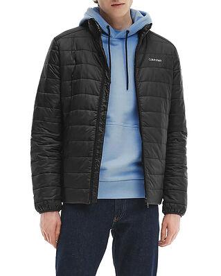 Calvin Klein  Essential Side Logo Jacket Black
