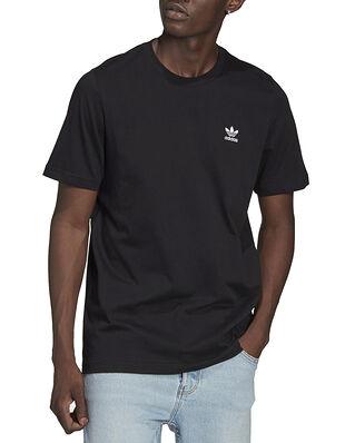 Adidas Essential Trefoil T-Shirt Black