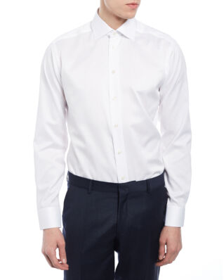 Eton Signature Twill Shirt White Slim fit