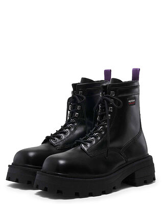 Eytys Michigan Leather Black
