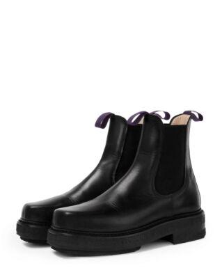 Eytys Ortega Leather Black