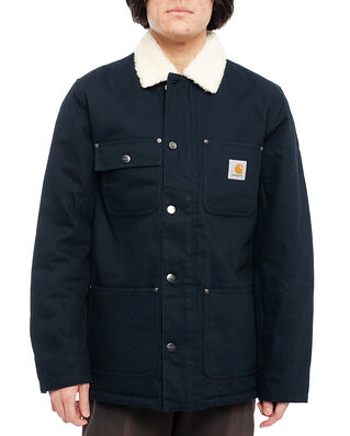 Carhartt WIP Fairmount Coat Dark Navy