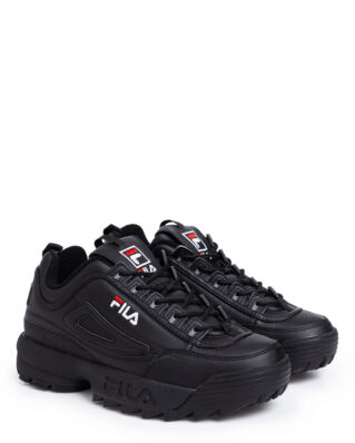 Fila Disruptor Low Wmn Black/Black