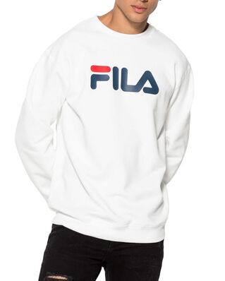 Fila Classic Pure Crew Sweat Bright White