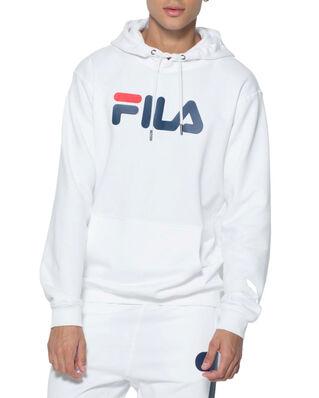 Fila Classic Pure Hoody Bright White