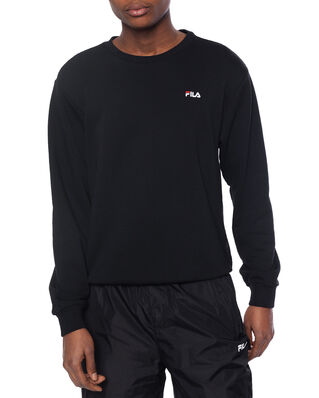 Fila Efim Crew Sweat Black