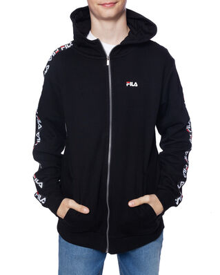 Fila Junior Kids Adara Zip Jacket Black