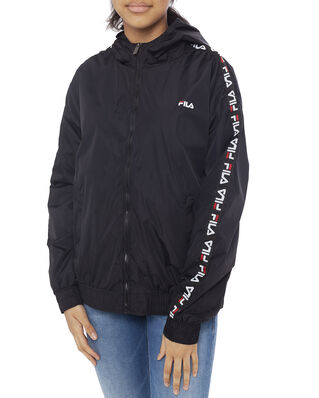 Fila Junior Kids Tapa Windbreaker Black