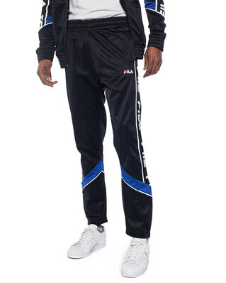 Fila Ted Track Pants Black - Surf The Web