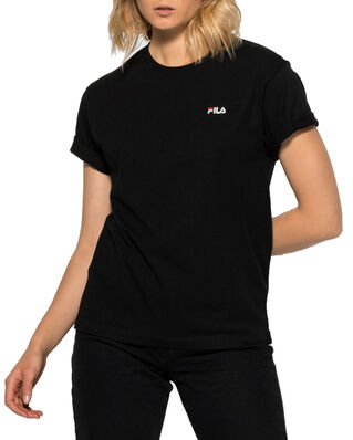 Fila Women Eara Tee Black