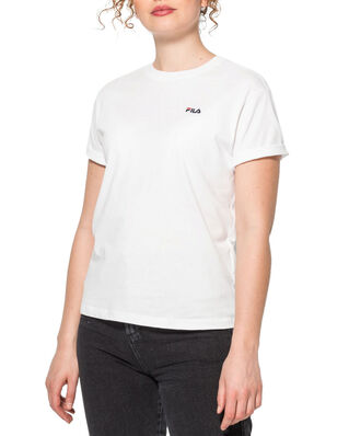 Fila Women Eara Tee Bright White