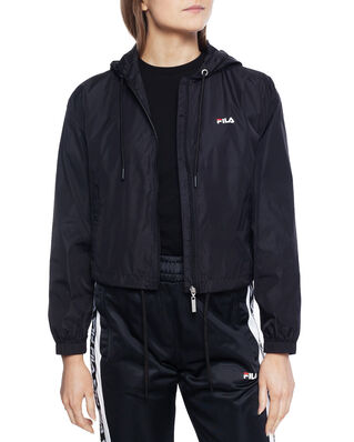 Fila Women Earlene Woven Jacket Black