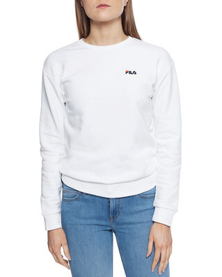 Fila Women Effie Crew Sweat Bright White