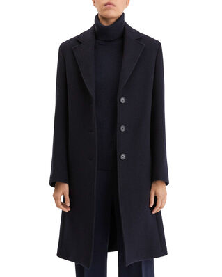 Filippa K Barnsbury Coat Navy