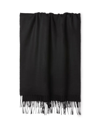 Filippa K Cashmere Blend Scarf Black