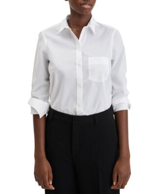 Filippa K Classic Stretch Shirt White