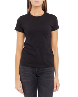 Filippa K Cotton Tee Black