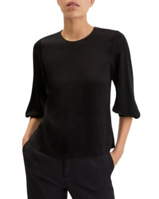 Filippa K Delphi Blouse Black