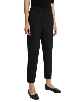 Filippa K Fiona Peg Trouser Black