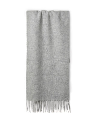Filippa K M. Cashmere Scarf Light Grey