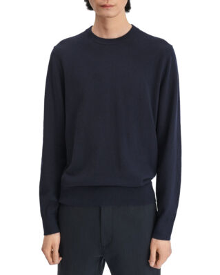 Filippa K M. Cotton Merino Basic Sweater Navy