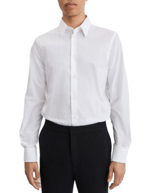 Filippa K M. James Stretch Shirt White