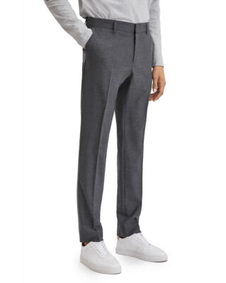 Filippa K M. Liam Cool Wool Trousers Grey Mel