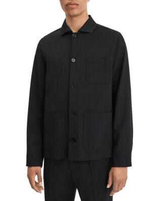 Filippa K M. Louis Gabardine Jacket Black