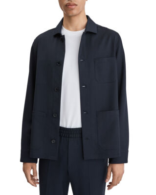 Filippa K M. Louis Gabardine Jacket Navy