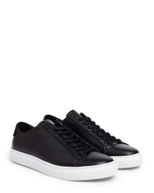 Filippa K M. Morgan Low Mix Sneakers Black