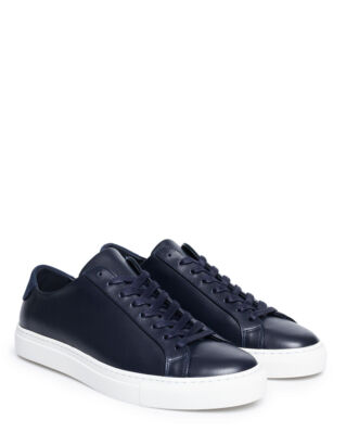 Filippa K M. Morgan Low Mix Sneakers Navy