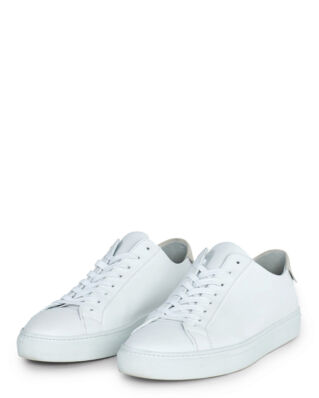 Filippa K M. Morgan Low Mix Sneakers White