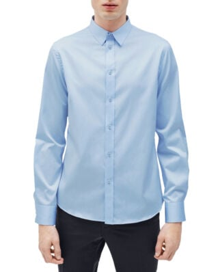 Filippa K M. Paul Stretch Shirt Light Blue