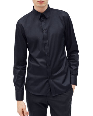 Filippa K M. Paul Stretch Shirt Navy