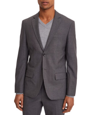 Filippa K M. Rick Cool Wool Jacket Grey Mel.