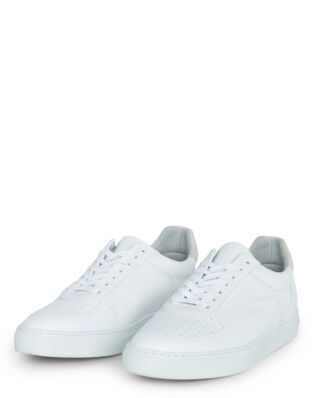 Filippa K M. Robert Low Mix Sneaker White