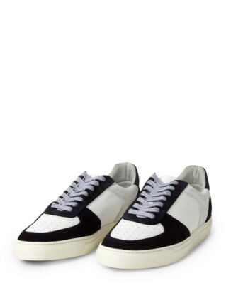 Filippa K M. Robert Sneaker White/Navy