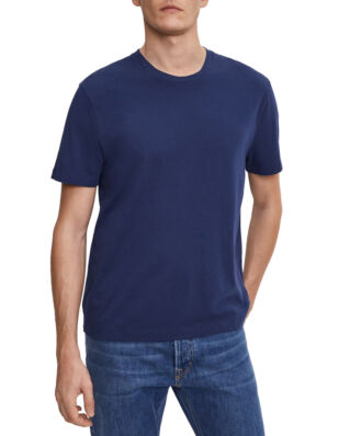 Filippa K M. Single Jersey Regular Tee Flag Blue