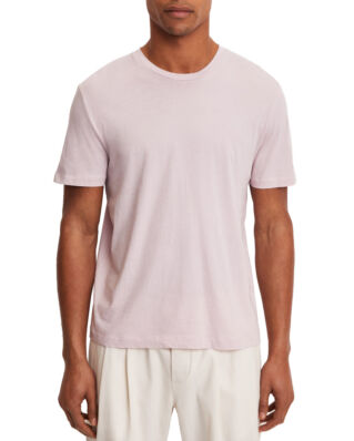 Filippa K M. Single Jersey Regular Tee Frosty Pink