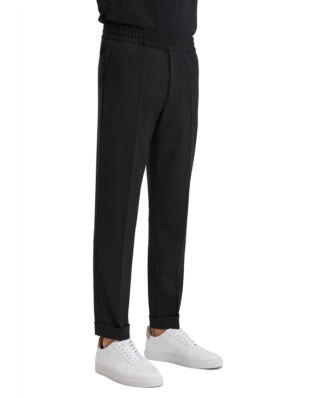 Filippa K M. Terry Cropped Trouser Black