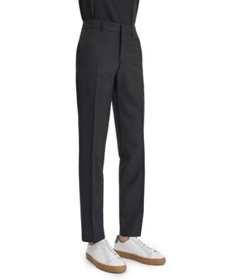 Filippa K M. Terry Cropped Trouser Dark Mole