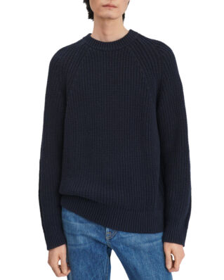 Filippa K M. Yusuf Cotton Sweater Navy