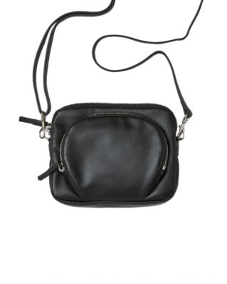 Filippa K Mini Leather Bag Black