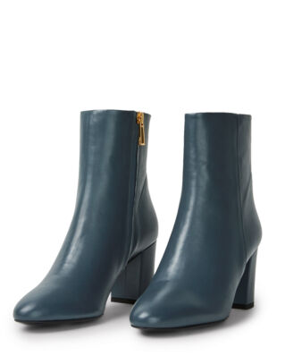 Filippa K Miranda High Bootie Blue Slate