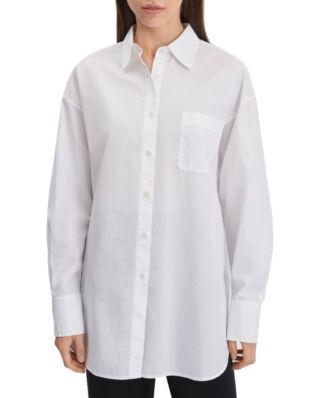 Filippa K Nina Poplin Shirt White