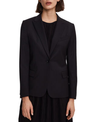 Filippa K Sasha Cool Wool Blazer Black