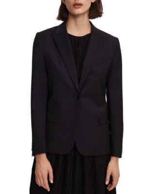 Filippa K Sasha Cool Wool Blazer Black