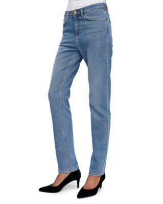 Filippa K Taylor Washed Jeans Mid Blue