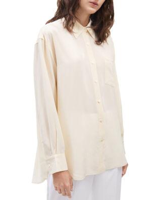 Filippa K Toni Silk Shirt Butter