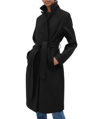 Filippa K Victoire Coat Black